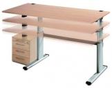 Sitz- Stehtische Rechtecktisch 180x80cm - 1