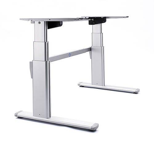 ergobasis tischgestell elektrisch h henverstellbar h henverstellbarer schreibtisch. Black Bedroom Furniture Sets. Home Design Ideas