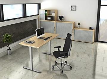 Bümö Büromöbel Schreibtisch