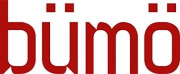 Bümö Logo Marken Schreibtisch