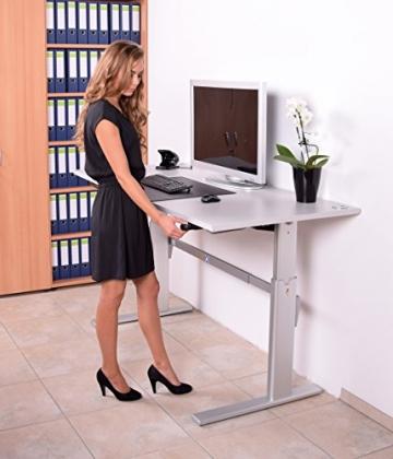 Stehschreibtisch büro