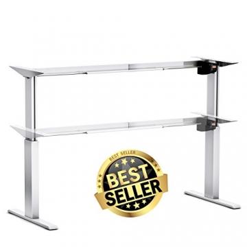 Tischgestell elektrisch – für alle Plattenmaße -