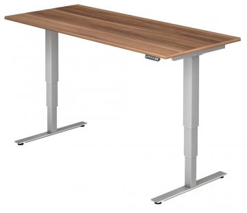 Elektrisch höhenverstellbarer Schreibtisch von Hammerbach