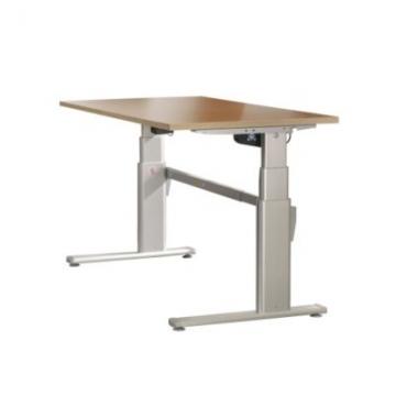 Wellemöbel Schreibtisch Elektrisch Höhenverstellbar Ahorn Nachbildung