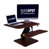 Flexispot Höhenverstellbarer Steharbeitsplatz