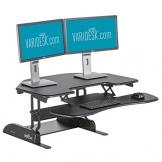 Bürozellen-Steharbeitsplatz - VARIDESK Cube Corner