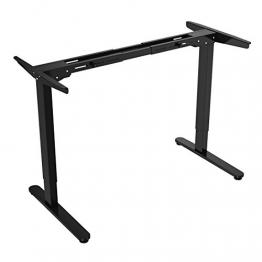 Tischgestell FLEXISPOT E2B elektrisch Höhenverstellbarer