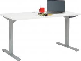 Maja Möbel Schreibtisch  eDJUST elektrisch höhenverstellbarer